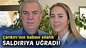 İzmir milletvekilinin babasına silahlı saldırı!
