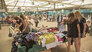 Karşıyaka'da 2. El Pazarı açıldı