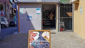 Kent market'in üçüncü şubesi örnekköy'de açıldı