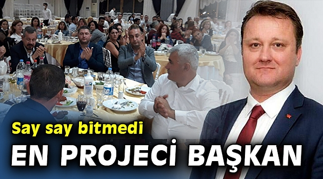 Menemen Belediye Başkanı Aksoy'dan 500 gün raporu