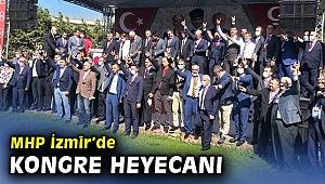 MHP İzmir'de Veysel Şahin'le devam kongresi