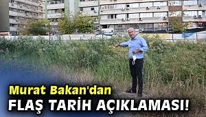 Murat Bakan, 'İzmir'in tarihi bakanlık eliyle yok ediliyor!'