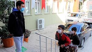 Ödemiş Belediyesi'nden deprem bölgesi için yardım kampanyası