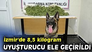 Ödemiş ve Tire'deki uyuşturucu operasyonlarında 3 kişi yakalandı