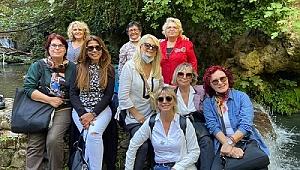 Termal turizmin gözdesi sındırgı ziyaretçilerini ağırlıyor