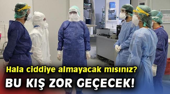 Türkiye'de son 24 saatte 2091 kişiye Kovid-19 tanısı konuldu