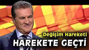Türkiye Değişim Hareketi İzmir Örgütü'nden Sarıgül'e çağrı; Zamanı geldi!