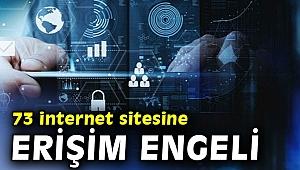 Yasa dışı bahis oynatan 73 internet sitesine erişim engeli geldi!