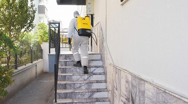 Aliağa Belediyesi Koronavirüse Geçit Vermiyor