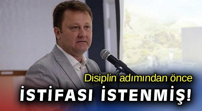 Başkan Aksoy, 'istifa et' çağrısına direnmiş!