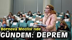 """Başkan İduğ: """"6.9 İzmir için sarı kart"""""""
