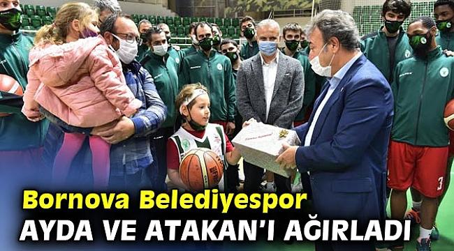 """Başkan İduğ: """"Atakan ve Ayda için Süper Lig'e çıkalım"""""""