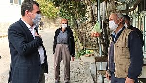 Başkan Koştu makamını mahallelere taşıdı