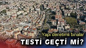 Çevre Şehircilik Bakanlığından İzmir depremi sonrasında yapı denetim raporu