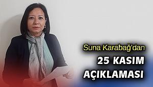 CHP Bayraklı Kadın Kolları Başkanlığından 25 Kasım açıklaması