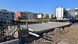 Çiğli'de Üst Yapı Çalışmaları Hız Kesmiyor