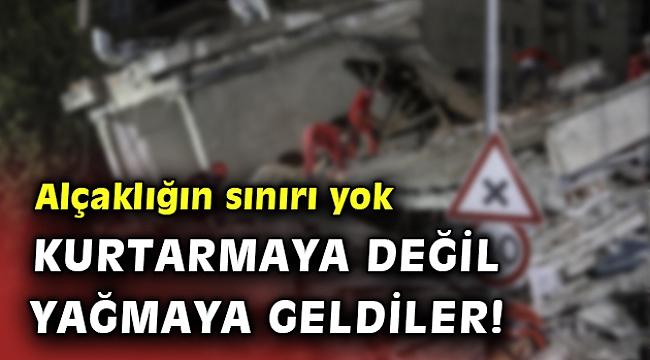Depremden sonra İzmir'e hırsızlık amacıyla geldiği belirlenen 9 şüpheli yakalandı