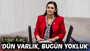 """Erdan Kılıç, """"AKP ülkenin kaderini Katar'a teslim etti"""""""