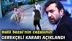 Halil Sezai'nin cezasının gerekçeli kararı açıklandı