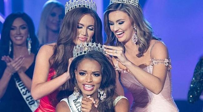 İlk siyah Miss Mississippi Güzeli, 2020 Miss ABD Güzeli seçildi