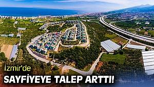 İzmir'de sayfiyeye talep arttı!