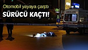 İzmir Karabağlar'da otomobilin çarptığı yaya öldü