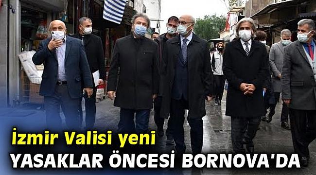 İzmir Valisi Başkan İduğ'la birlikte vatandaşı dinledi!