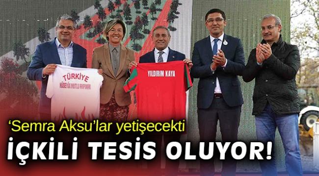 Karşıyaka Belediyesinden Semra Aksu Parkına içki ruhsatı talebi