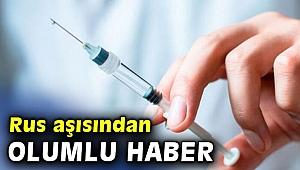Rus aşısı yüzde 92 oranında etkili