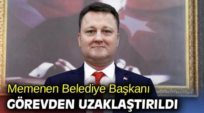Serdar Aksoy görevden uzaklaştırıldı