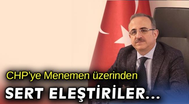 Sürekli'den CHP'ye 'Menemen' eleştirisi