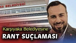 AK Partili Baran'dan Karşıyaka Belediyesi'ne sert eleştiriler