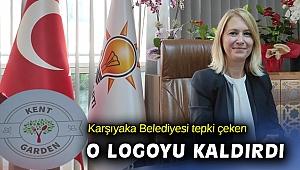 AK Partili Keseli'den logo yorumu:'Tabela indi, rezalet bitti