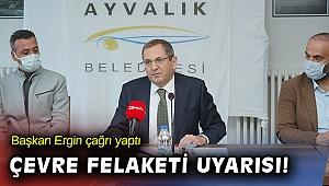 Başkan Ergin'den 'Doğuş Prina Fabrikası' uyarısı