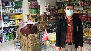 """Başkan Koştu'dan """"yerel esnaftan alışveriş yapalım"""" çağrısı"""
