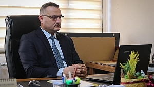 Bergama, Türkiye-Kıbrıs kardeş şehir toplantısına Zoom üzerinden katıldı