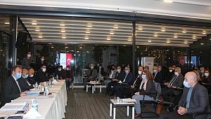 Bornova meclisinde rapor tartışması