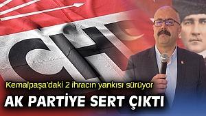 CHP'li Balyeli'den 'partilerinden ihraç edilen 2 Ak Partili yönetici' açıklaması