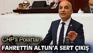CHP'li Polat Altun'a 'belge' ile seslendi