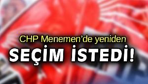 CHP Menemen İlçe Örgütünden seçim açıklaması
