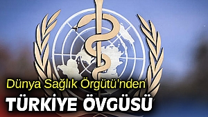 DSÖ'den Türkiye övgüsü