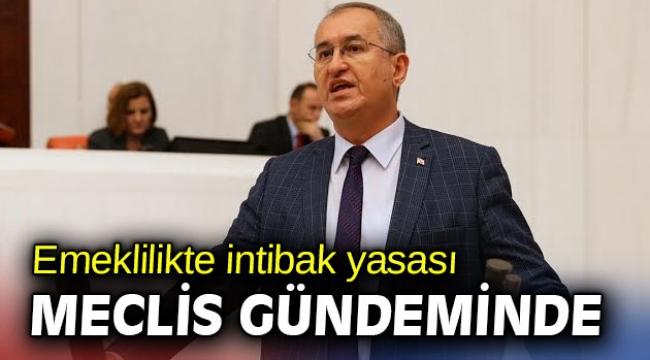 Emeklilikte intibak yasasına AKP ve MHP oylarıyla ret