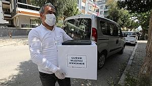 Gaziemir Belediyesi yurttaşın derdine derman oluyor