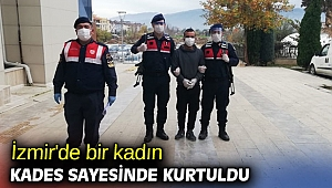İzmir'de bir kadın KADES sayesinde kurtuldu