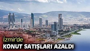 İzmir'de konut satışları düştü!