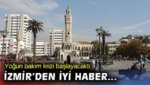 İzmir'de tedbirler sonuç verdi Kovid-19 vaka sayılarında düşüş başladı