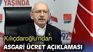 Kılıçdaroğlu'ndan asgari ücret açıklaması! Vergisiz net 3.100 TL olmalı