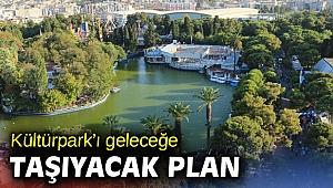 Kültürpark'ı geleceğe taşıyacak plan