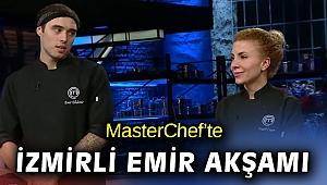 MasterChef'te İzmirli Emir akşamı