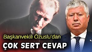 Mustafa Özuslu: Halka iban verenler bunu anlayamaz!